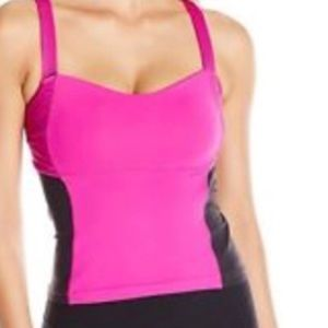 lucy Stand Strong Tank NWT